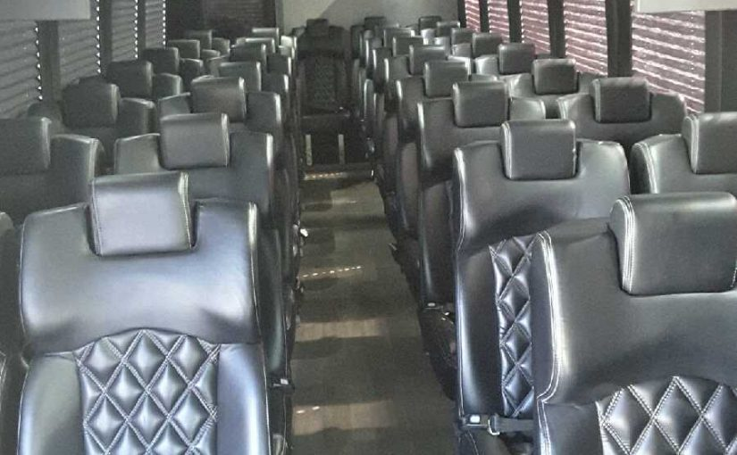 Renting a Passenger Bus in New York